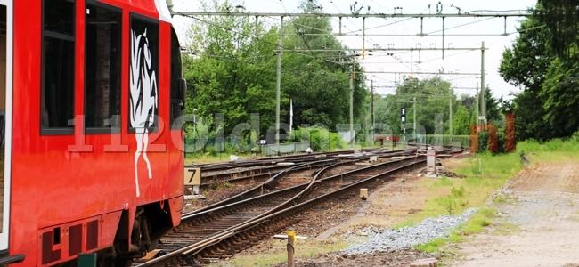Geen treinverkeer tussen Hengelo en Oldenzaal