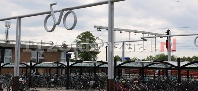 Bewaakte fietsenstallingen station en Nagelstraat Oldenzaal