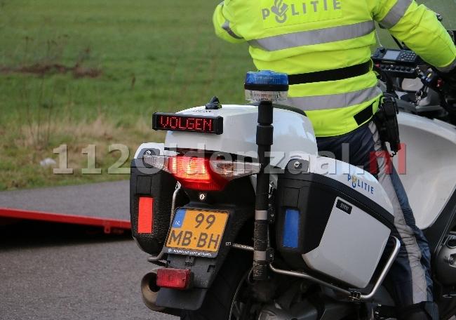 Drankrijder (18) uit Enschede betrapt op gestolen bromfiets