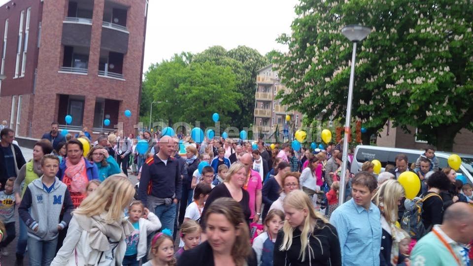 Parkeerboetes Wandel4daagse Oldenzaal blijven staan; geen sponsoring voor goede doel