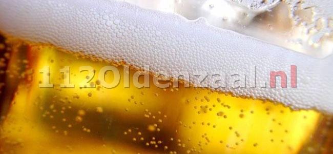 Dronken automobilist veroorzaakt aanrijding in De Lutte en rijdt met lekke band door naar Oldenzaal