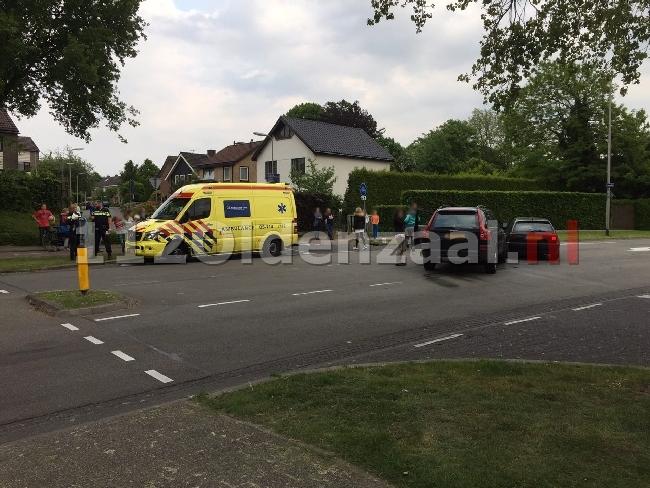 foto 2: Ongeval Essenlaan Oldenzaal
