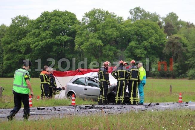 Persbericht politie:  62-jarige automobilist uit Haaksbergen overleden na aanrijding