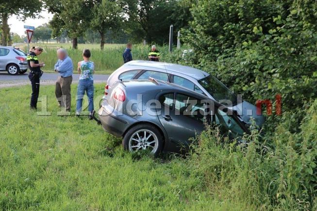 UPDATE: Bestuurder onder invloed veroorzaakt botsing N343 tussen Weerselo en Fleringen