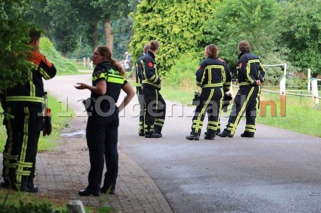 Foto 2: Woning Kerkstraat Deurningen ontruimd wegens gaslek