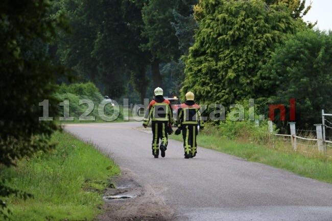 Foto: Woning Kerkstraat Deurningen ontruimd wegens gaslek