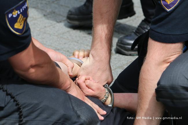 Twee mannen opgepakt na diefstal op bouwplaats in Enschede