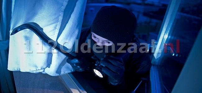 Verdachte tekens op woning aangetroffen na inbraak in De Lutte