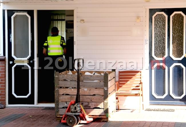 UPDATE: Politie rolt henneplantage op in Oldenzaal en houdt vier hennepknippers uit Enschede aan