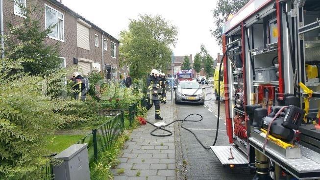 Woning onbewoonbaar na brand Enschede, 2 personen gewond
