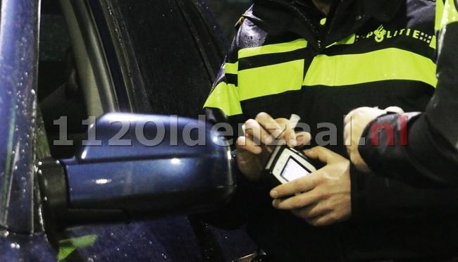 Rijbewijs ingevorderd van 22-jarige automobilist uit Enschede