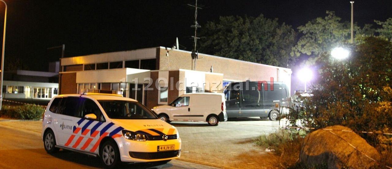 foto 4: Mogelijk drugslab gevonden in Oldenzaal, politie doet onderzoek