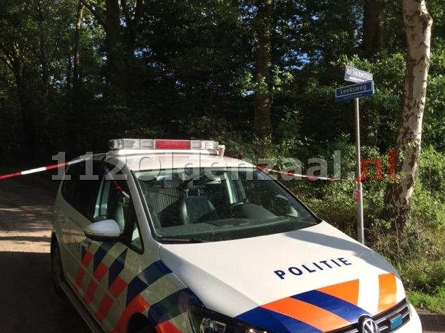 VIDEO: Levenloos lichaam aangetroffen bij Het Rutbeek in Enschede, uitgebreid sporenonderzoek