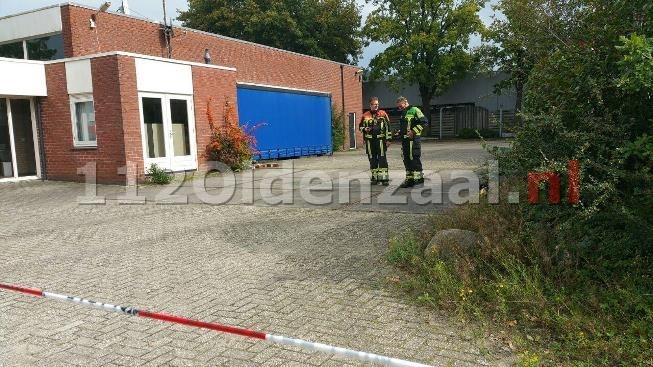 foto 2: Mogelijk drugsafval aangetroffen Marconistraat Oldenzaal