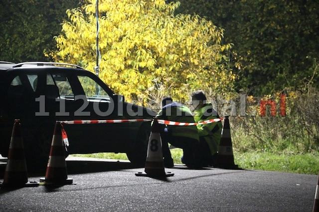 foto 2: Gestolen voertuig in beslag genomen bij controle Oldenzaal