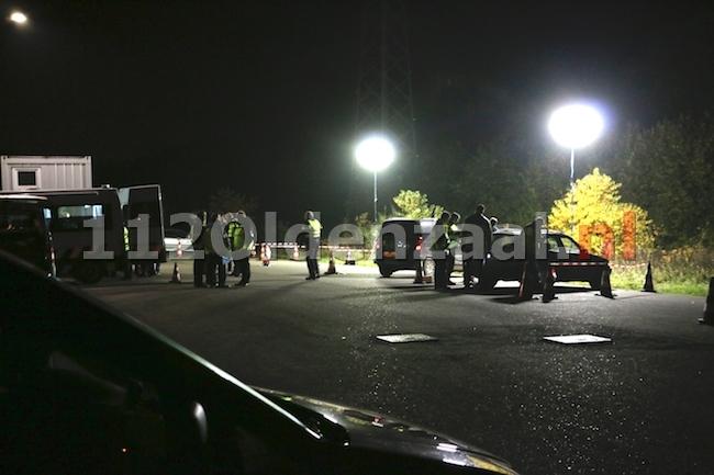 Video: Gestolen voertuig in beslag genomen bij controle Oldenzaal