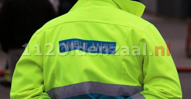 Twee gewonden bij aanrijding in Ootmarsum