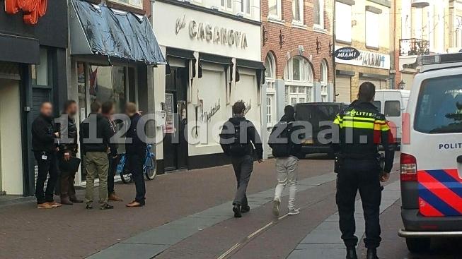 Inval in woning centrum Enschede
