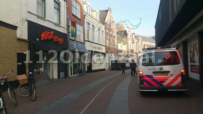 foto 2: Inval in woning centrum Enschede