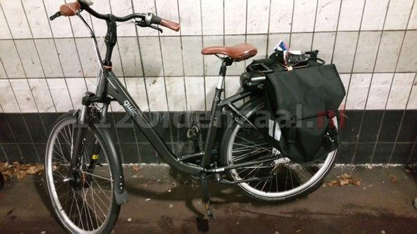 UPDATE: Eigenaresse van gestolen elektrische fiets Enschede gevonden