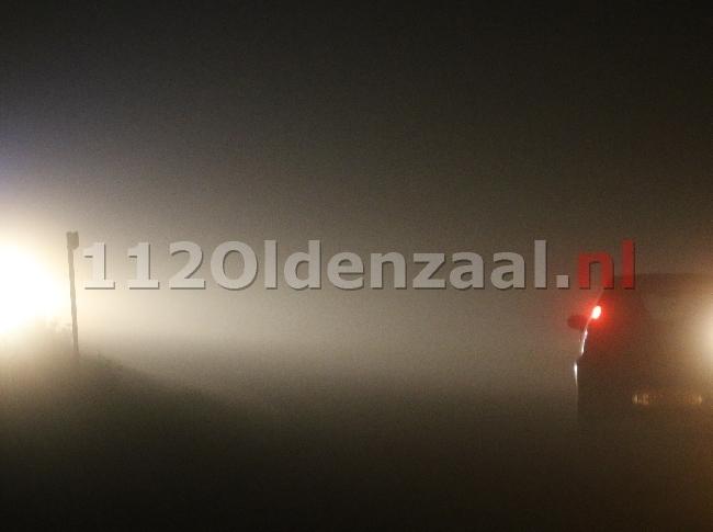 KNMI geeft code geel af vanwege dichte mist