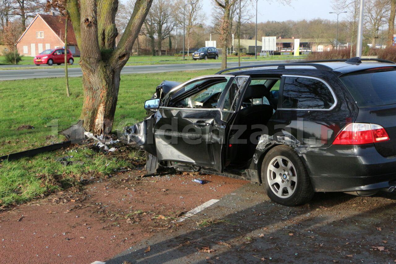 foto 2: Enorme ravage bij ongeval Enschede