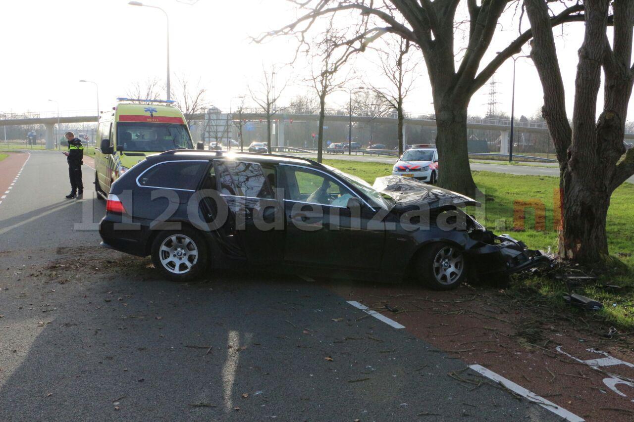 foto 3: Enorme ravage bij ongeval Enschede