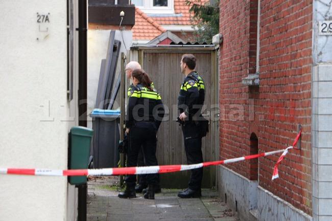 Politie houdt verdachte van moord of doodslag op bakker Enschede aan