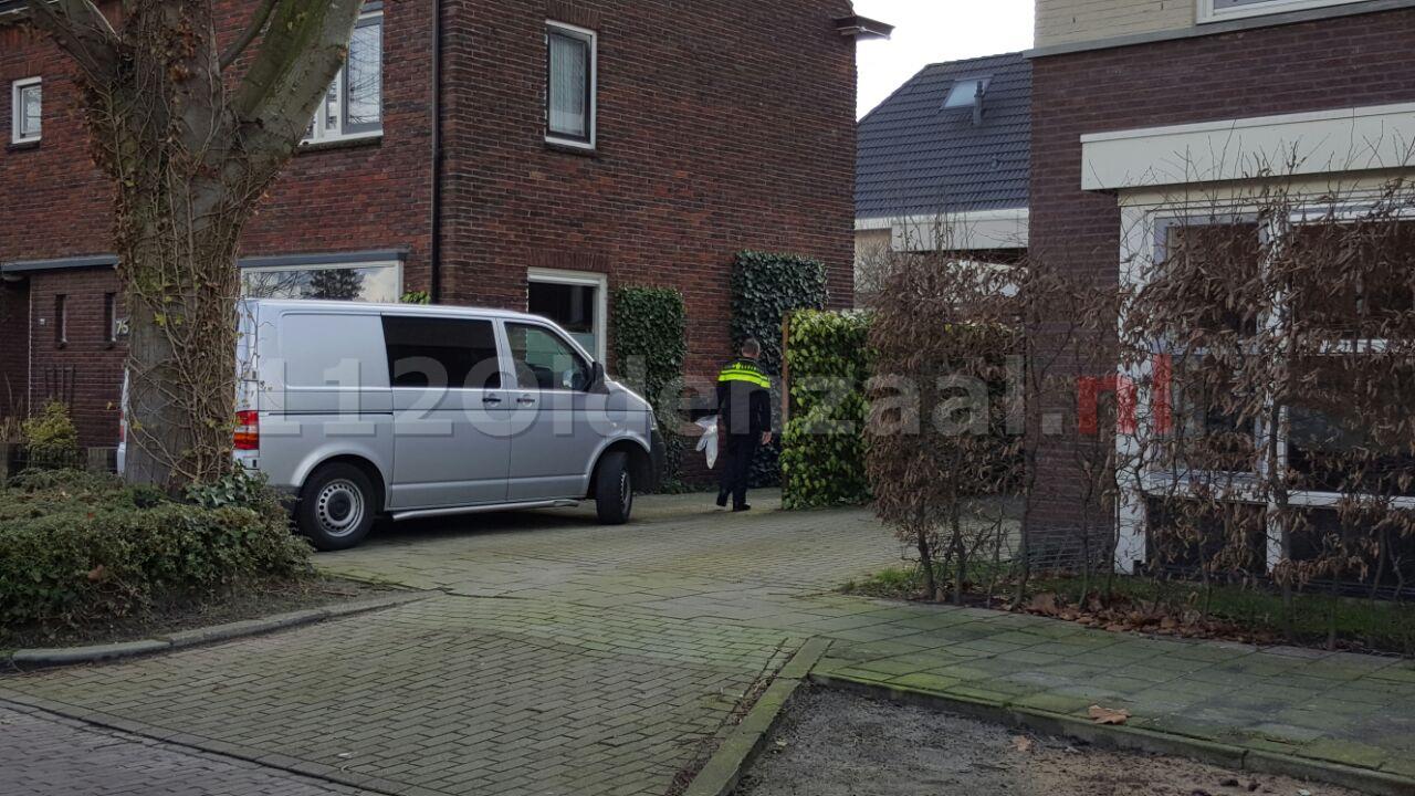 VIDEO: Baby uit Hengelo overleden, vader aangehouden