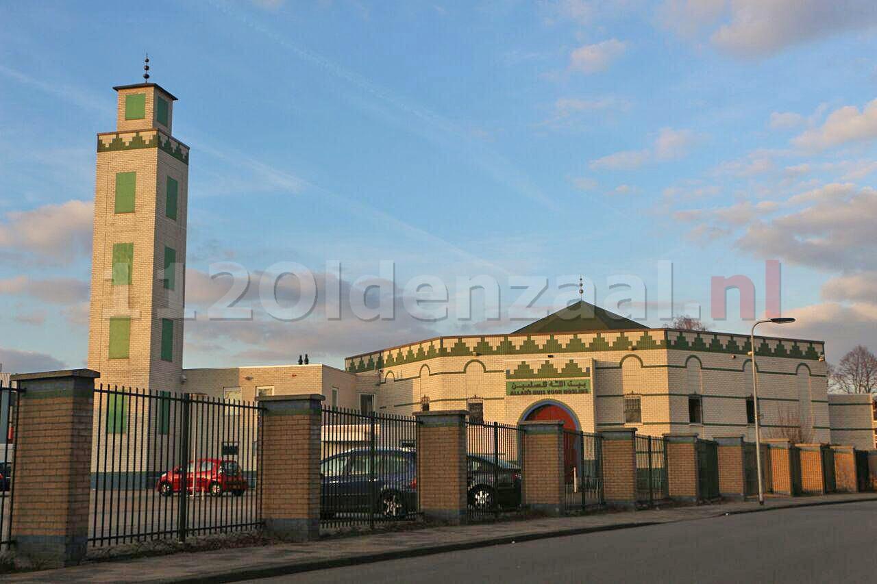 Verdachte van (poging) brandstichting moskee Enschede aangehouden