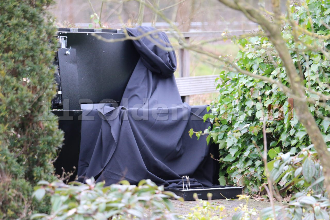 Foto: Inbraak bij restaurant Frans op den Bult, kluis teruggevonden
