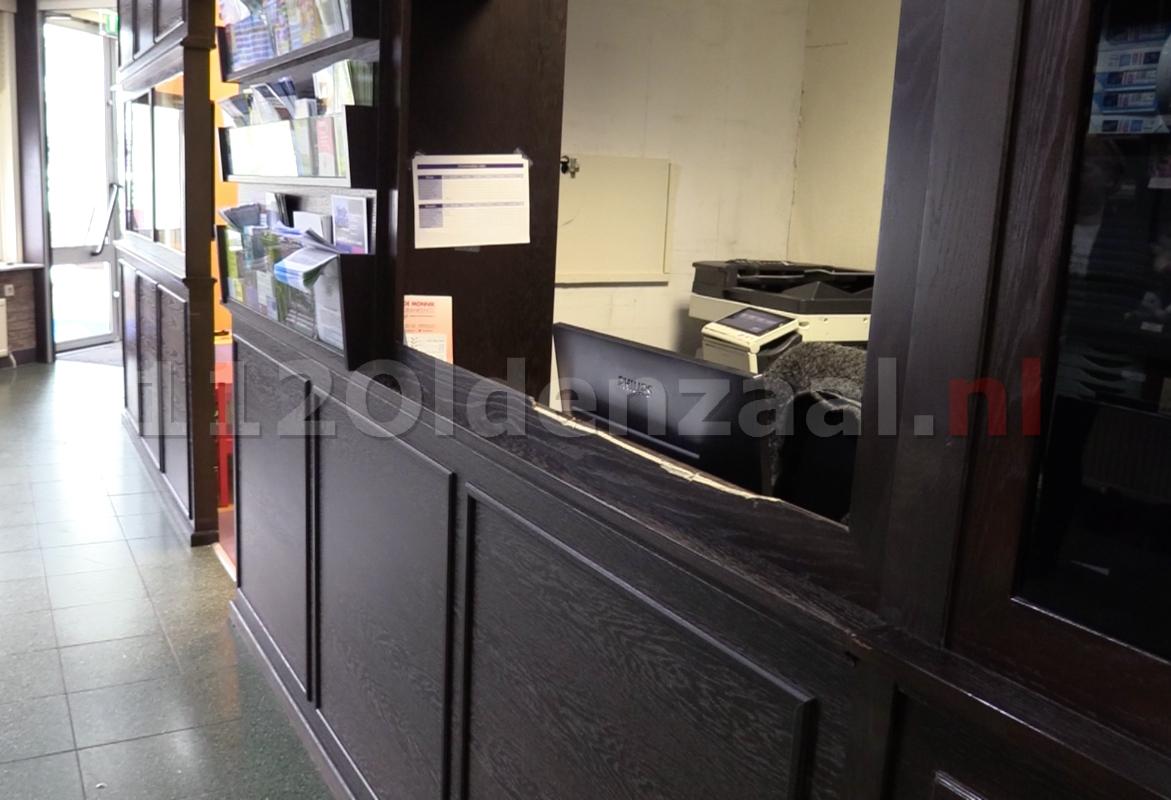 Foto 5: Inbraak bij restaurant Frans op den Bult, kluis teruggevonden