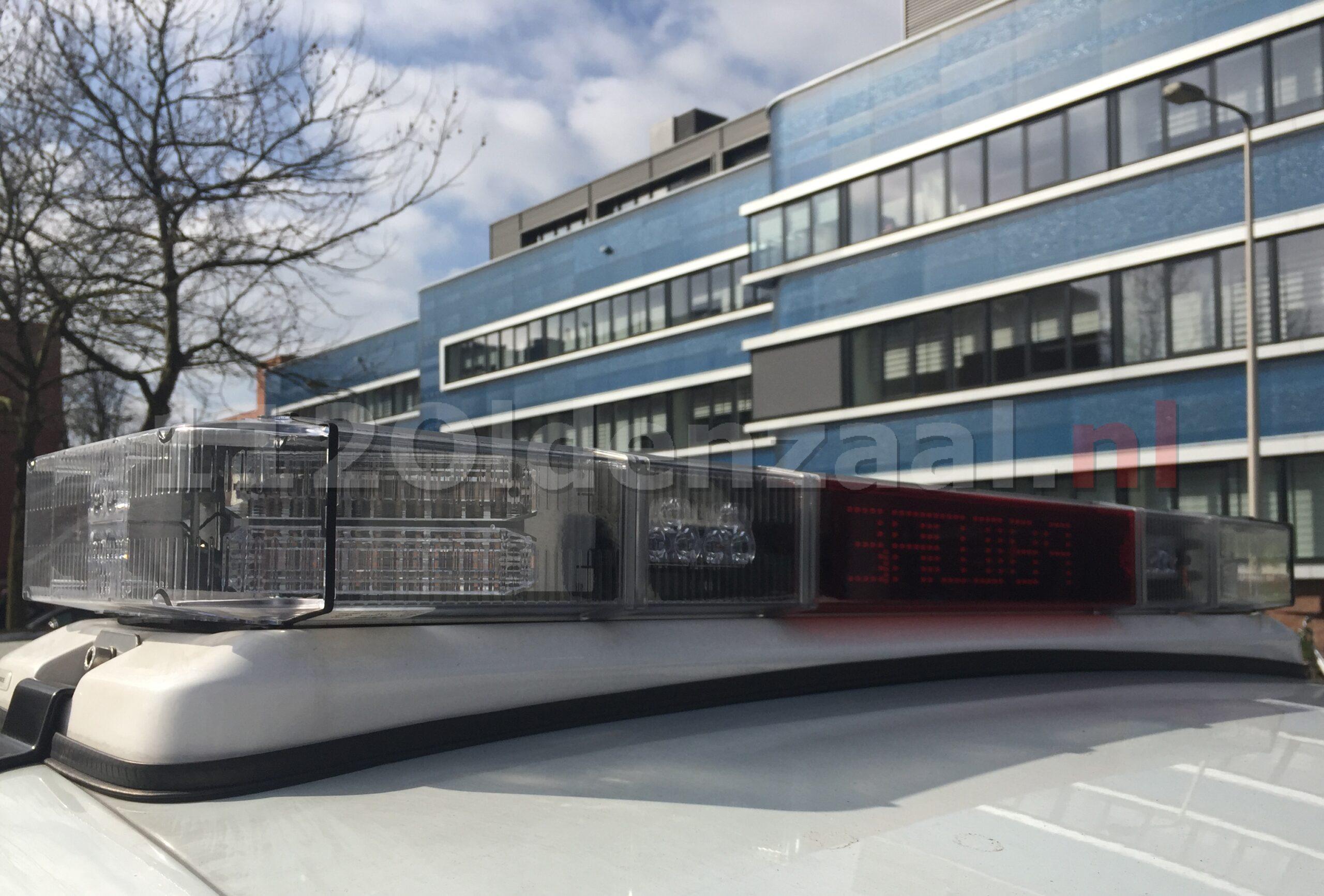 23-jarige man uit Enschede aangehouden na ramkraak in Rheine, 50.000 euro buitgemaakt