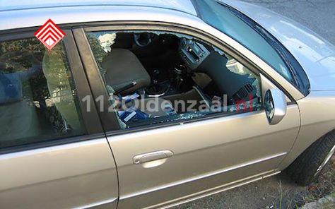 Foto: Afgelopen weekend 4 autokraken in Almelo