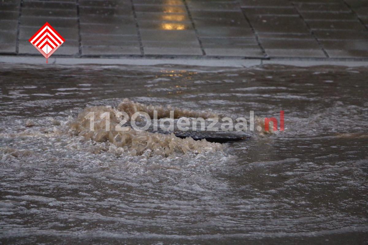 Hulpdiensten in Twente schalen op naar GRIP 2