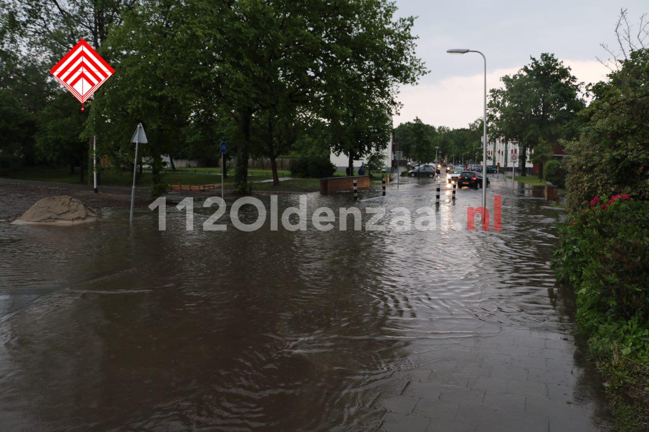 Foto 2: Hulpdiensten in Twente schalen op naar GRIP 2