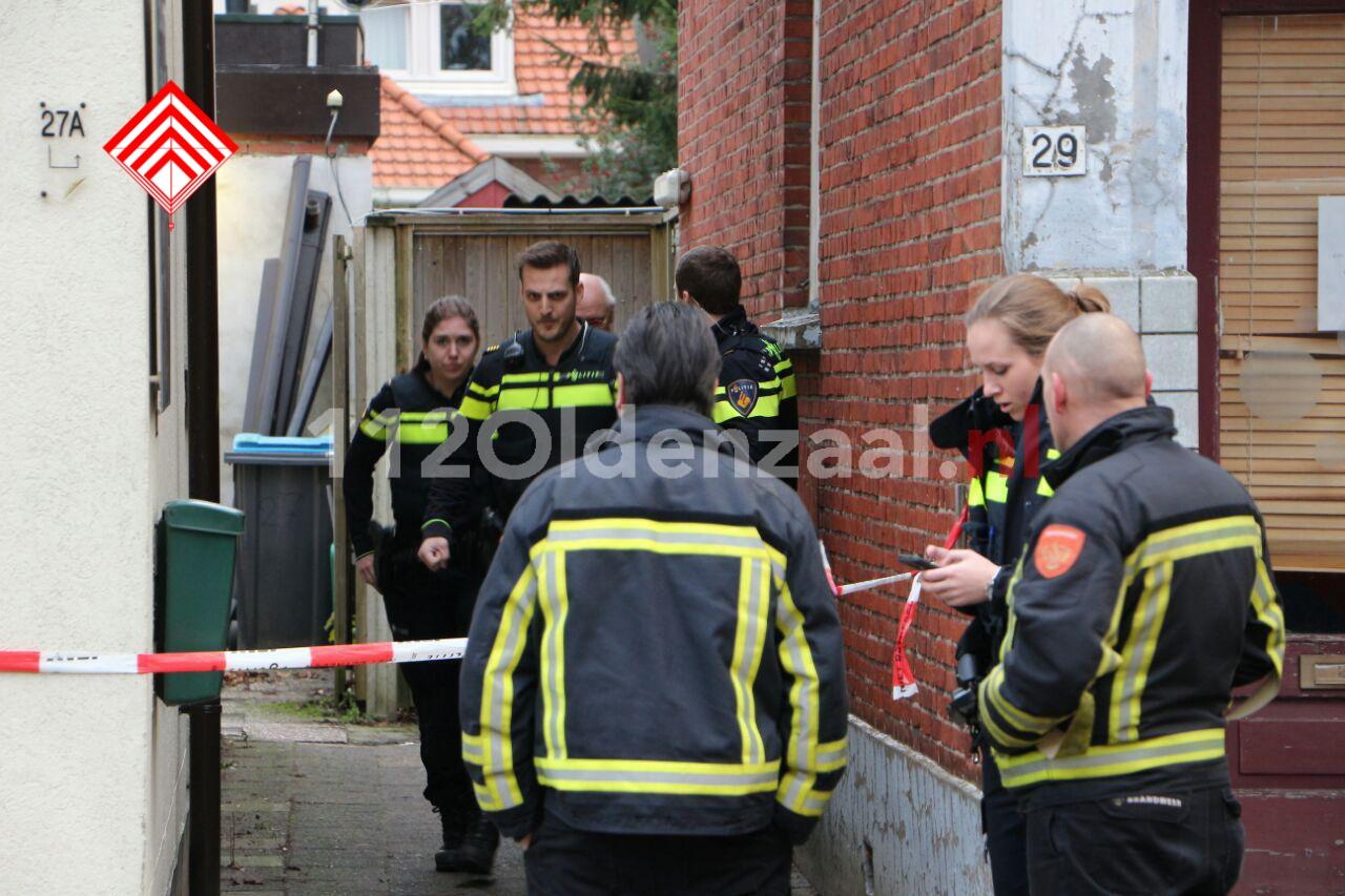 Politie en recherche reconstrueren dood Enschedese bakker aan de Perikweg