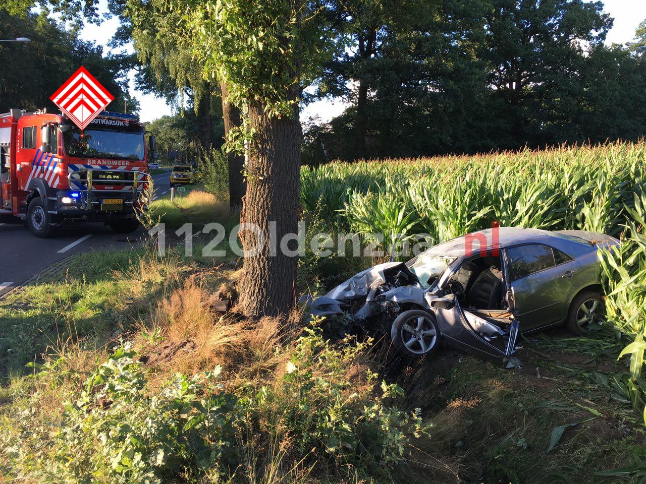 UPDATE: 39-jarige man uit Enschede raakt ernstig na ongeval in Agelo