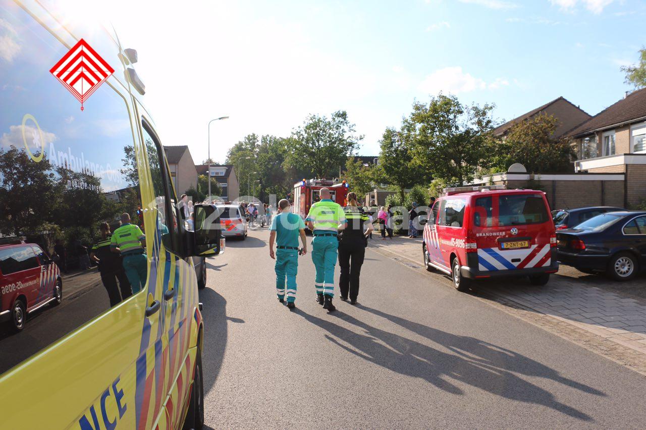 UPDATE: Woningbrand Zandhorstlaan Oldenzaal