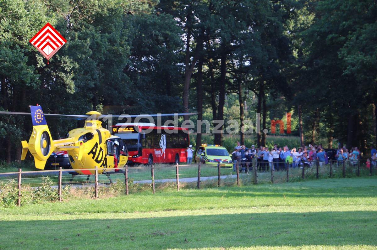 Foto: Ernstig ongeval in Agelo