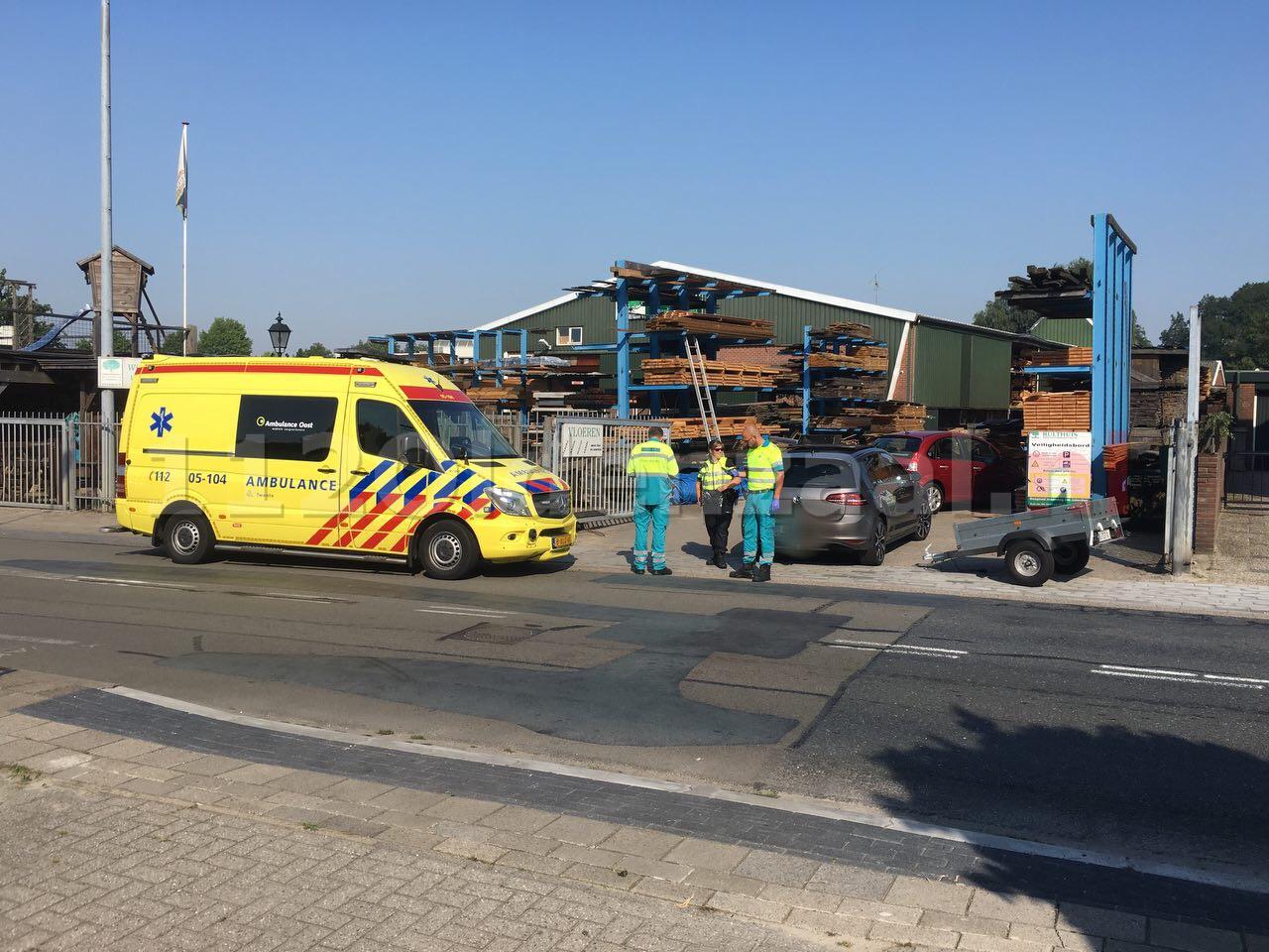 Getuige gezocht van ongeval Thorbeckerstraat Oldenzaal