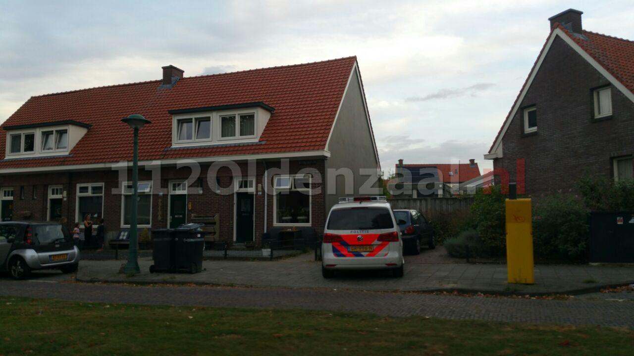 UPDATE: Burgernet melding Enschede afgesloten: Man niet gevonden, politie doet verder onderzoek