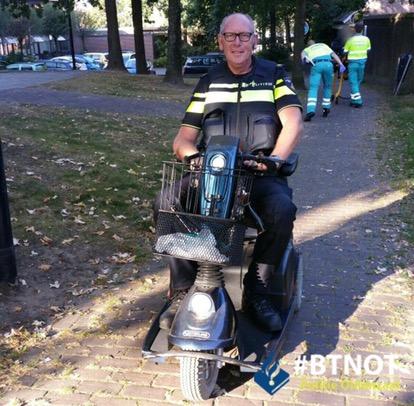 Foto: Vrouw raakt gewond na val Pastoriestraat Oldenzaal