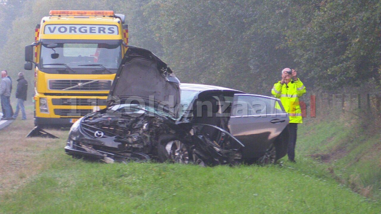 UPDATE: N35 Enschede weer open na onderzoek ernstig ongeval