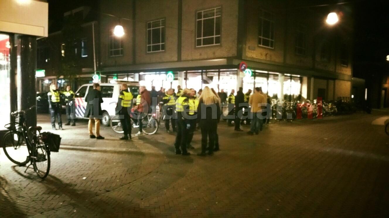 19 messen aangetroffen bij preventieve fouilleeractie in binnenstad Enschede