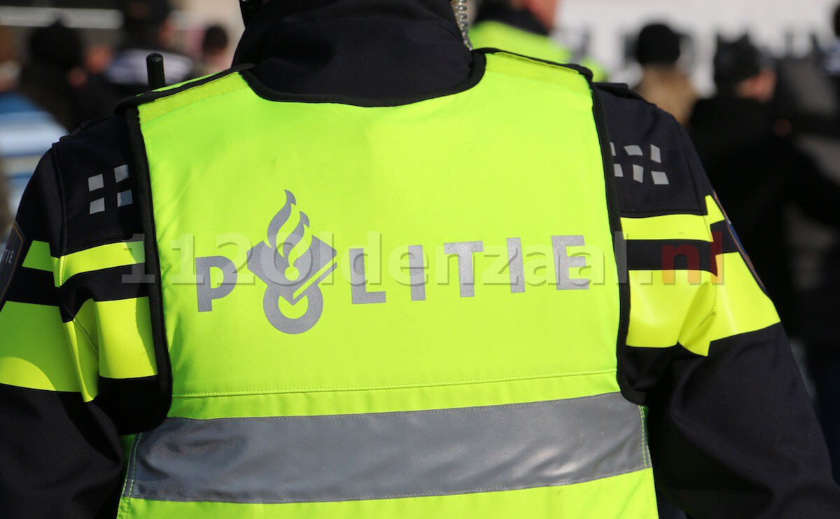 Politiemedewerker aangehouden en buiten functie gesteld