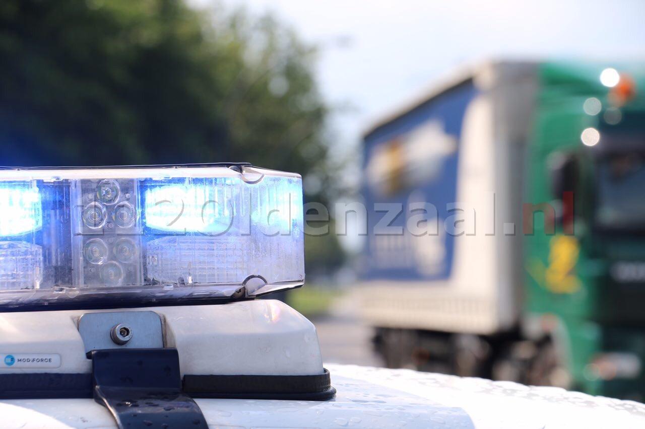 Auto in beslag genomen in Oldenzaal