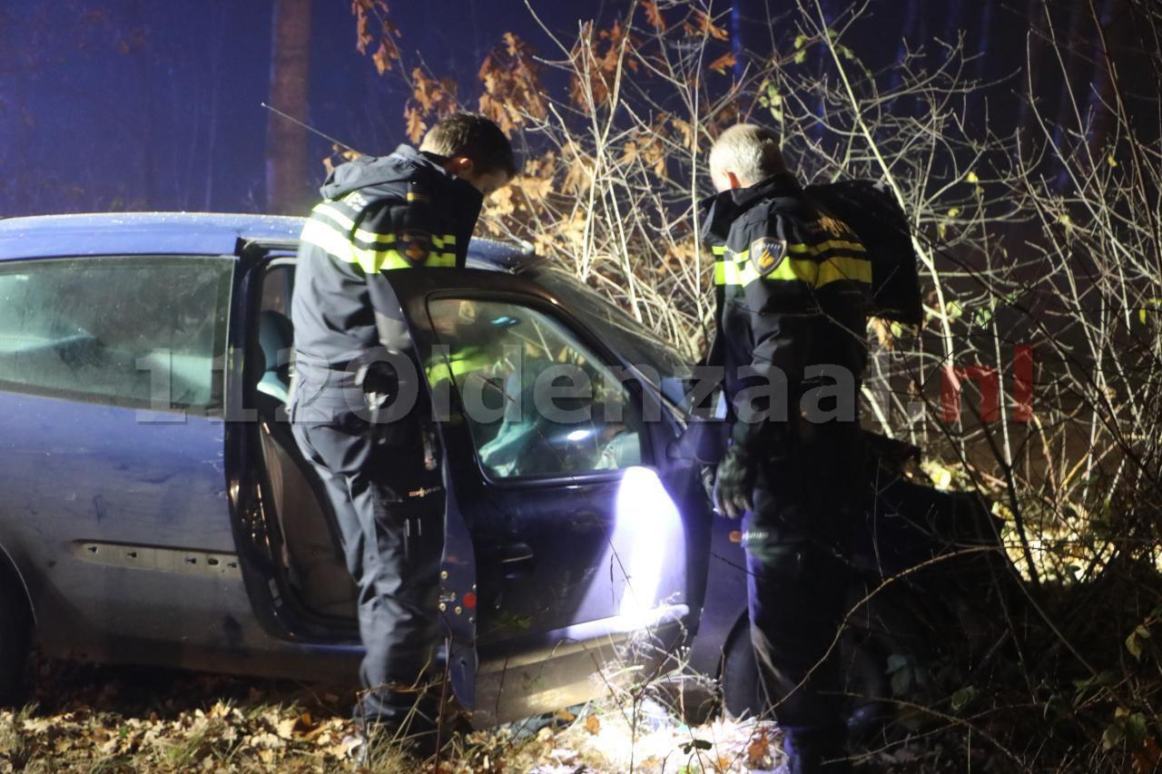 (Foto) Bestuurder bijt brandweerman na aanrijding, politie doet onderzoek