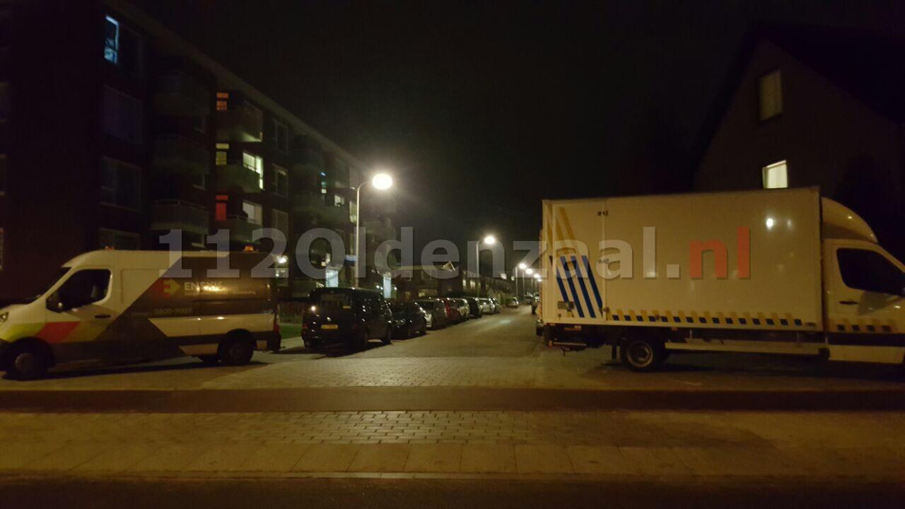Foto: Hennepkwekerij opgerold in flatwoning Hengelo