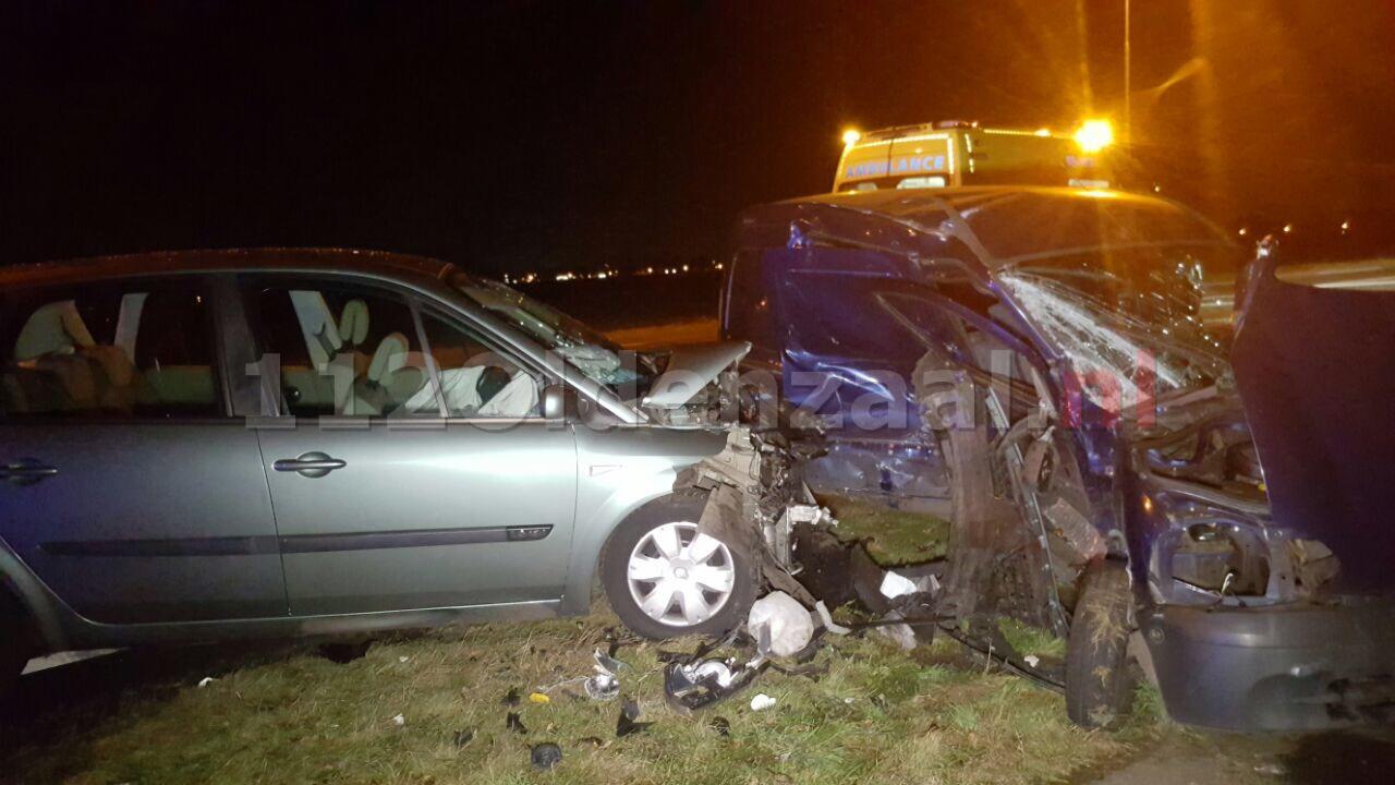 UPDATE: Ernstig ongeval N18 Enschede